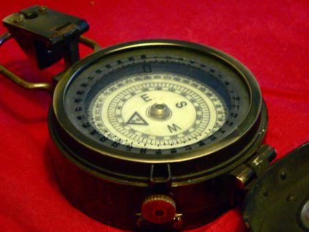 nastavimo kompas na SE & štart!