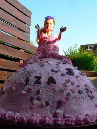 pinky cake
