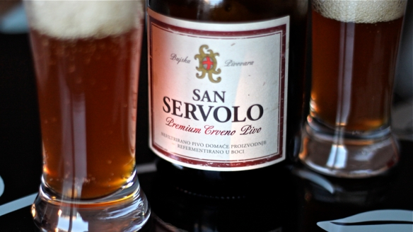 crveno pivo