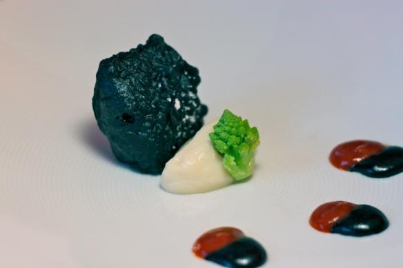 črna tempura